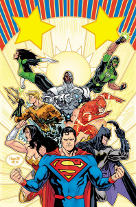JUSTICE LEAGUE #1 VAR ED