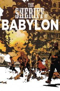 SHERIFF OF BABYLON #8 (OF 12) (MR)