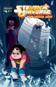 STEVEN UNIVERSE & CRYSTAL GEMS #4