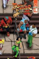 STREET FIGHTER UNLIMITED #8 CVR B CRUZ ULTRA JAM