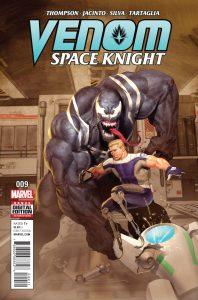 VENOM SPACE KNIGHT #9