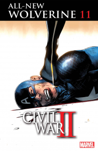 ALL NEW WOLVERINE #11 CW2