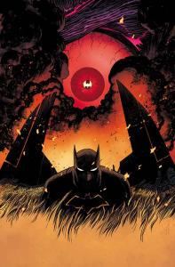 ALL STAR BATMAN #1 SHALVEY VAR ED