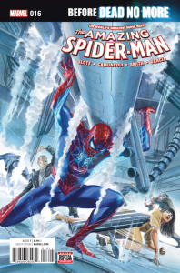 AMAZING SPIDER-MAN #16 BDNM
