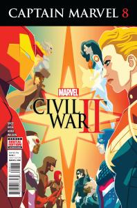 CAPTAIN MARVEL #8 CW2