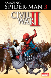 CIVIL WAR II AMAZING SPIDER-MAN #3