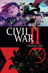 CIVIL WAR II CHOOSING SIDES #4