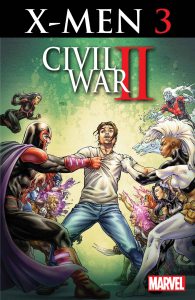 CIVIL WAR II X-MEN #3