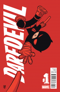 DAREDEVIL ANNUAL #1 YOUNG VAR