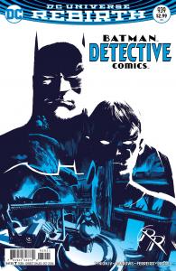 DETECTIVE COMICS #939 VAR ED