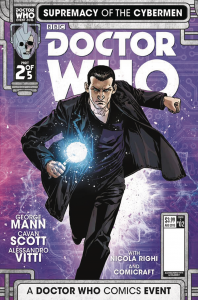 DOCTOR WHO SUPREMACY OF THE CYBERMEN #2