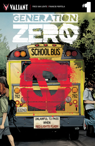 GENERATION ZERO #1 CVR A MOONEY
