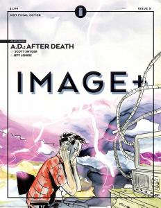 IMAGE PLUS #5 (WALKING DEAD HERES NEGAN PT 5) (Net)