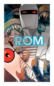 ROM #1 COMP 3D BOX SET