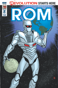 ROM #2 SUBSCRIPTION VAR A ALLRED