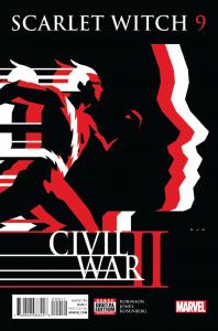 SCARLET WITCH #9 CW2