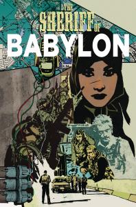 SHERIFF OF BABYLON #9 (OF 12)