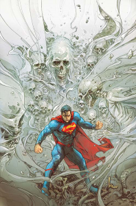 SUPERMAN #5 VAR ED
