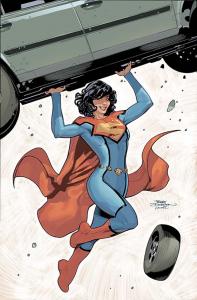 SUPERWOMAN #1 VAR ED