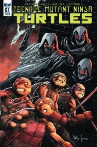 TMNT ONGOING #61