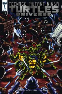 TMNT UNIVERSE #1 SUBSCRIPTION VAR