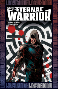 WRATH OF THE ETERNAL WARRIOR #10 CVR A ALLEN
