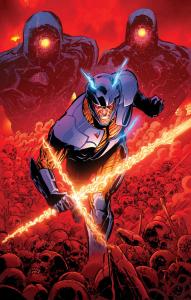 X-O MANOWAR #49 CVR B JIMENEZ