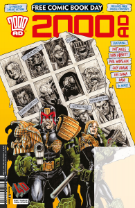 Judge Dredd (bande dessinée)